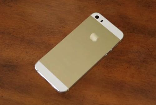 iPhone5sを予約購入して使ってみること